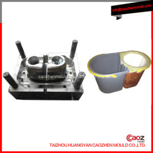 Hot Sale Plastic Injection Trash Can Mould pictures & photos