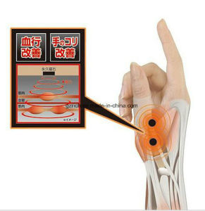 Magnetic Therapy Gel Wrist Silicone Support Glove pictures & photos
