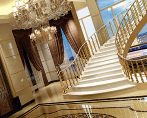 Hot Selling in The Middle East of The Acrylic Handrail pictures & photos