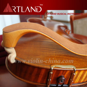 Wooden Cowhide Violin Shouler Rest (ME035) pictures & photos