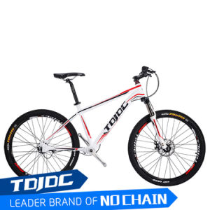 2016 Hot Explorer-300 Shiman Inner 3 Speed 26 Shaft Drive Chainless Mountain Bike Bicycle with 6061 Aluminium Alloy From Taiwan pictures & photos