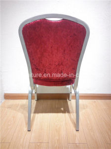 Foshan Wholesale Used Metal Stacking Banquet Chair pictures & photos