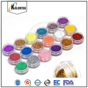 Nail Glitter Dust Cosmetic Grade Pigments Supplier pictures & photos