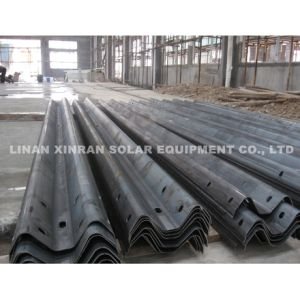 Roll Forming Machine Highway Guardrail Frame Roll Forming Machine pictures & photos