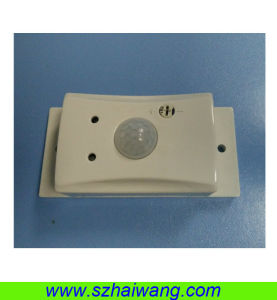 Outdoor Automatichuman Induction Infrared Motion PIR Motion Sensor 24V Light Sensor Switch for LED Light Sensor Hw-8090 pictures & photos