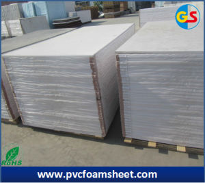 4′x8′ High Quality Lead Free Thickness 0.5 Inch (12.7mm) PVC Foam Sheet / PVC Celuka Board for USA Market pictures & photos