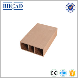 High Quality Wood Plastic Composite Guardrail From China pictures & photos