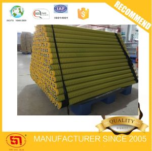 Good-Quality PVC Electrical Insulation Tape Green Yellow Jumbo Roll pictures & photos