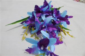 Best Prices High Quality Orchid Garden Home Artificial Flowers pictures & photos