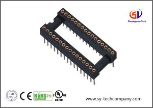 1.778mm IC Socket 180° H=3.0 L=7.4 pictures & photos