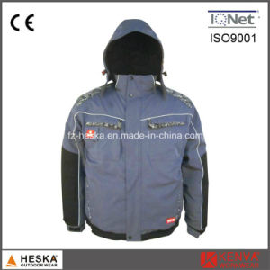 Custom Durable Mechanic Winter Padding Mens Jacket pictures & photos