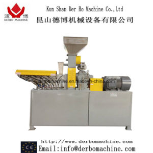 Easy Clean and Maintenacen Low Noise Twin Screw Extruder pictures & photos