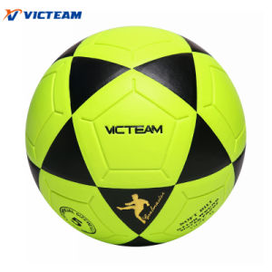 Yellow Size 5 4 3 Bulk Deflated Football Wholesale pictures & photos