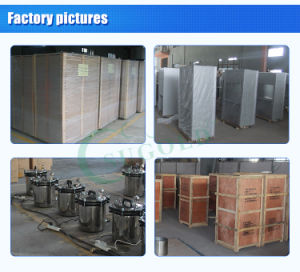 Sugold Apb-777 Self-Control Drum Wind Type Clean Bidirectional Pass Box pictures & photos