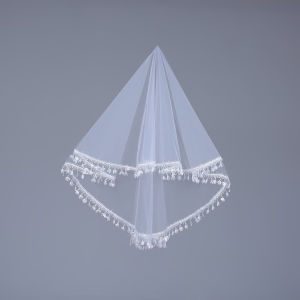 Short Tulle Bridal Veils for Bride Wedding pictures & photos