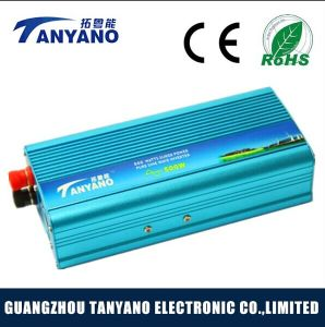 High Efficienty 500W Pure Sine Wave Solar Power Inverter pictures & photos