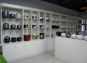 White Color Rice Cooker BSCI ISO9001 pictures & photos