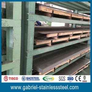 ASTM 316L Hot Rolled No. 1 Surface Stainless Steel Plate Gauge Distributors pictures & photos
