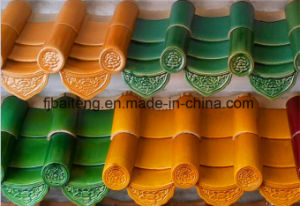 Glazed Roof Tiles in Traditional Chinese Style pictures & photos