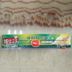 Cutter Box PE Food Cling Warp, Jumbo Roll pictures & photos