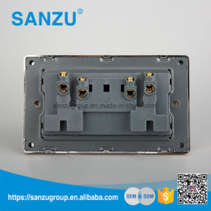 Wholesale PC 2gang Universal Wall Switch pictures & photos