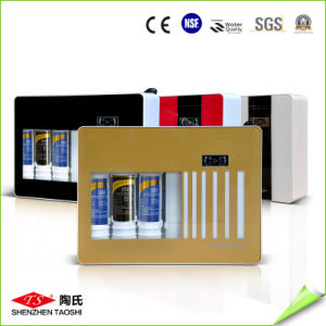Wall Mounted RO Water Filter Purifier Machine for Home Drinking pictures & photos