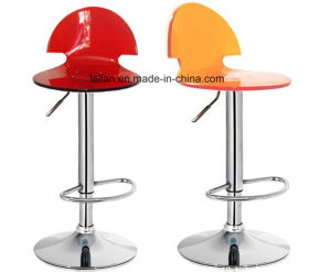 Acrylic Bar Stool for Bar Furniture (LL-BC002) pictures & photos