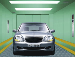 Cheap Car Elevator Car Lift with Painted Steel pictures & photos