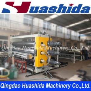 HDPE Hollow Wall Corrugated Pipe Extrusion Line pictures & photos