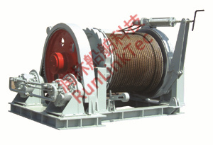 Hydraulic Towing Winch for Marine, Mooring Winch pictures & photos