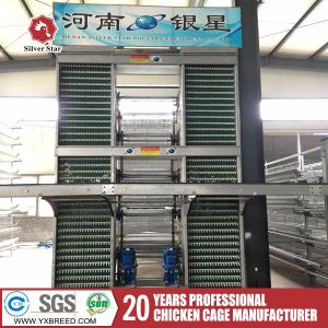 H Type Layer Cage/Layer Coop/Chicken Cage Made in China pictures & photos