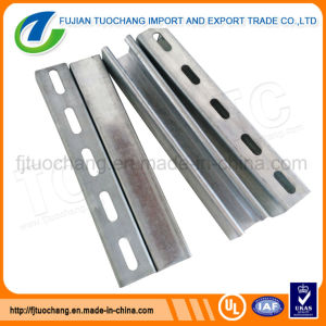 UL Standard Strut Channel Slotted Steel C Channel pictures & photos
