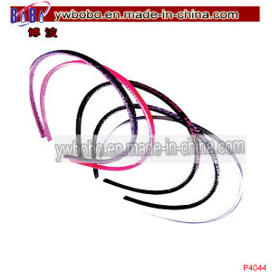 Hair Jewelry Thin Hair Bands for Birthday Party Items (P4044) pictures & photos