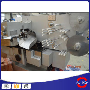 Automatic Chocolate Hard Candy Double Twist Wrapping Machine pictures & photos