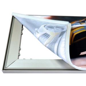 Advertising Seg Textile Banner Frame Aluminum Extrusion Profile pictures & photos