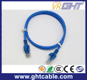 30m Almg RJ45 UTP Cat5 Patch Cord/Patch Cable pictures & photos