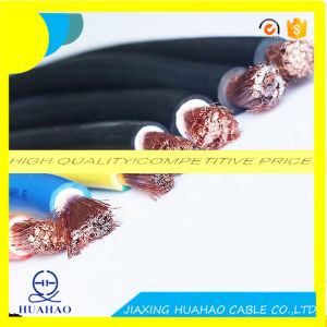 High Quality Copper Conductor PVC Sheath Welding Cable pictures & photos