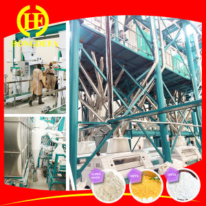 Maize Hammer Mill Uganda Fine Maize Flour pictures & photos