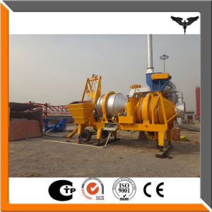 Capacity 60t/H Mobile Asphalt Mixing Plant for Sale pictures & photos