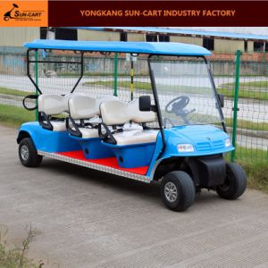 6 Seater Electric Golf Cart for Golf Course pictures & photos