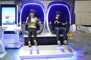2016 Best Amusement Park Equipment 9d Egg Vr Cinema Hot Sale pictures & photos