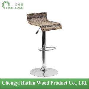 PE Rattan Bar Chair Counter Stool PS-13 pictures & photos