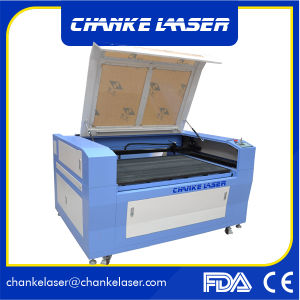Leather Acrylic Rubber CO2 Engraving Machine CNC Laser Cutter pictures & photos
