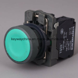 Keyway Brand Ce/CB Approved Pushbutton Switch pictures & photos
