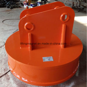1000kg Lifting Capacity of Excavator Lifting Magnet for Lifting Scraps pictures & photos