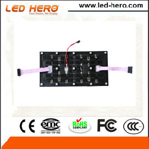 Be Any Shapes P6.67mm Soft LED Display pictures & photos