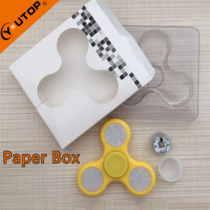 2017 Hot Toy LED Light Finger Spinner/ Hand Spinner/Fidget Spinner pictures & photos