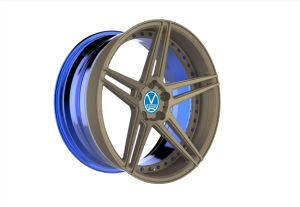 Customized Forged Alloy Wheels / Car Wheels pictures & photos