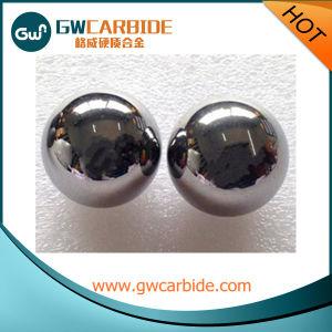 Bearing Tungsten Cemented Carbide Ball K10 pictures & photos