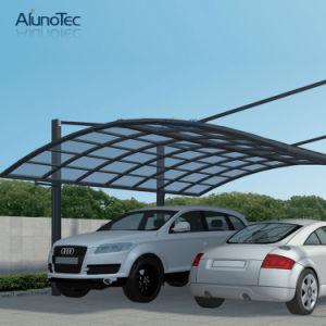 Modern Durable Aluminum Polycarbonate Car Garage Carport pictures & photos